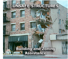 UNSAFE STRUCTURES